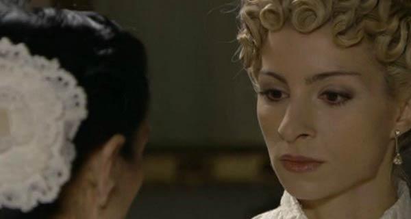 Anticipazioni Una vita Cayetana litiga ancora con Fabiana
