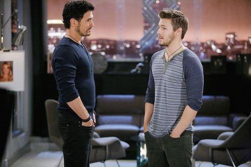 Beautiful: Liam contro Bill chi la spunterà?