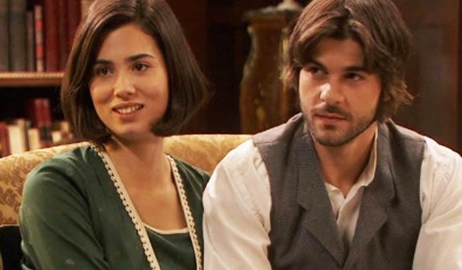 ll segreto Gonzalo e Maria di nuovo nella soap