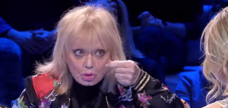 Rita Pavone risponde alle critiche per Sanremo