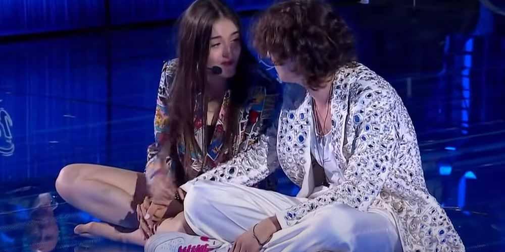 Finale amici 2021 vince Giulia secondo Sangiovanni