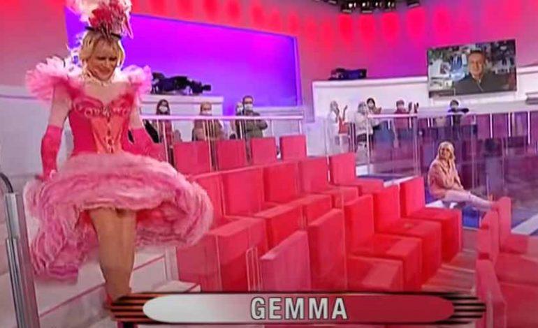 """News Uomini e Donne, vaccino fatto per Gemma: """"Una liberazione per la mia mente"""""""