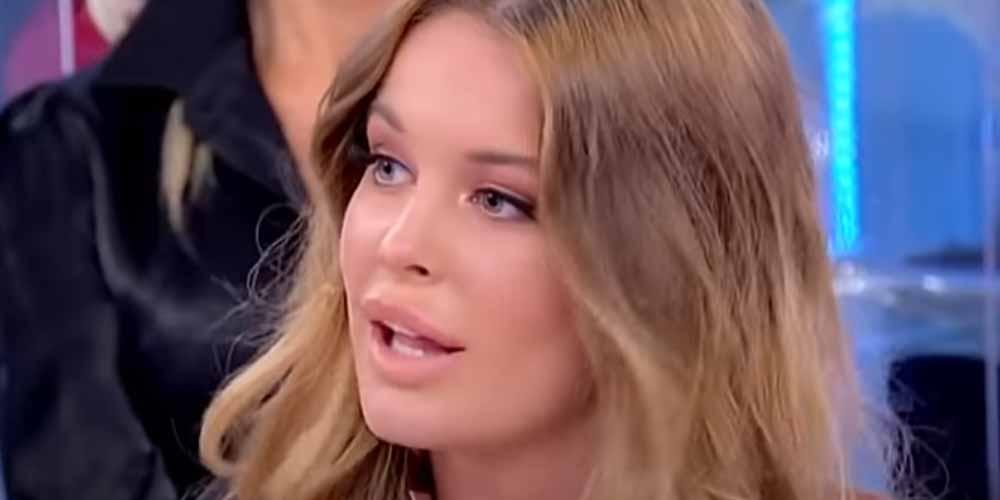 Sophie Codegoni e Fabrizio Corona fanno coppia