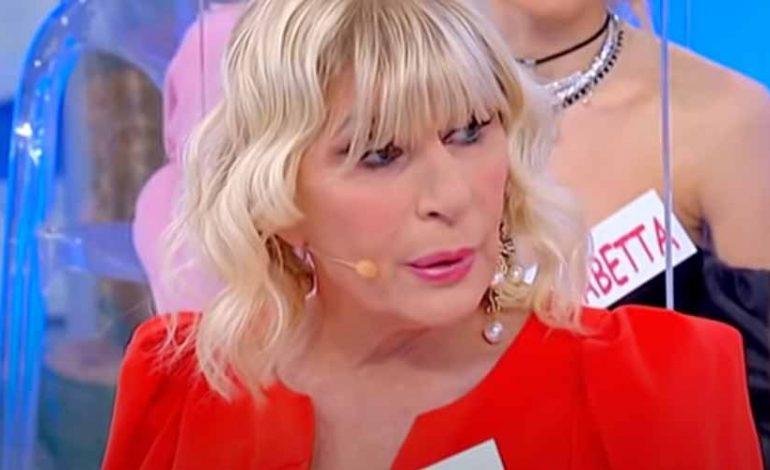 """News Uomini  e Donne, colpo di scena per Gemma: """"A 71 anni ho ancora voglia di…."""""""